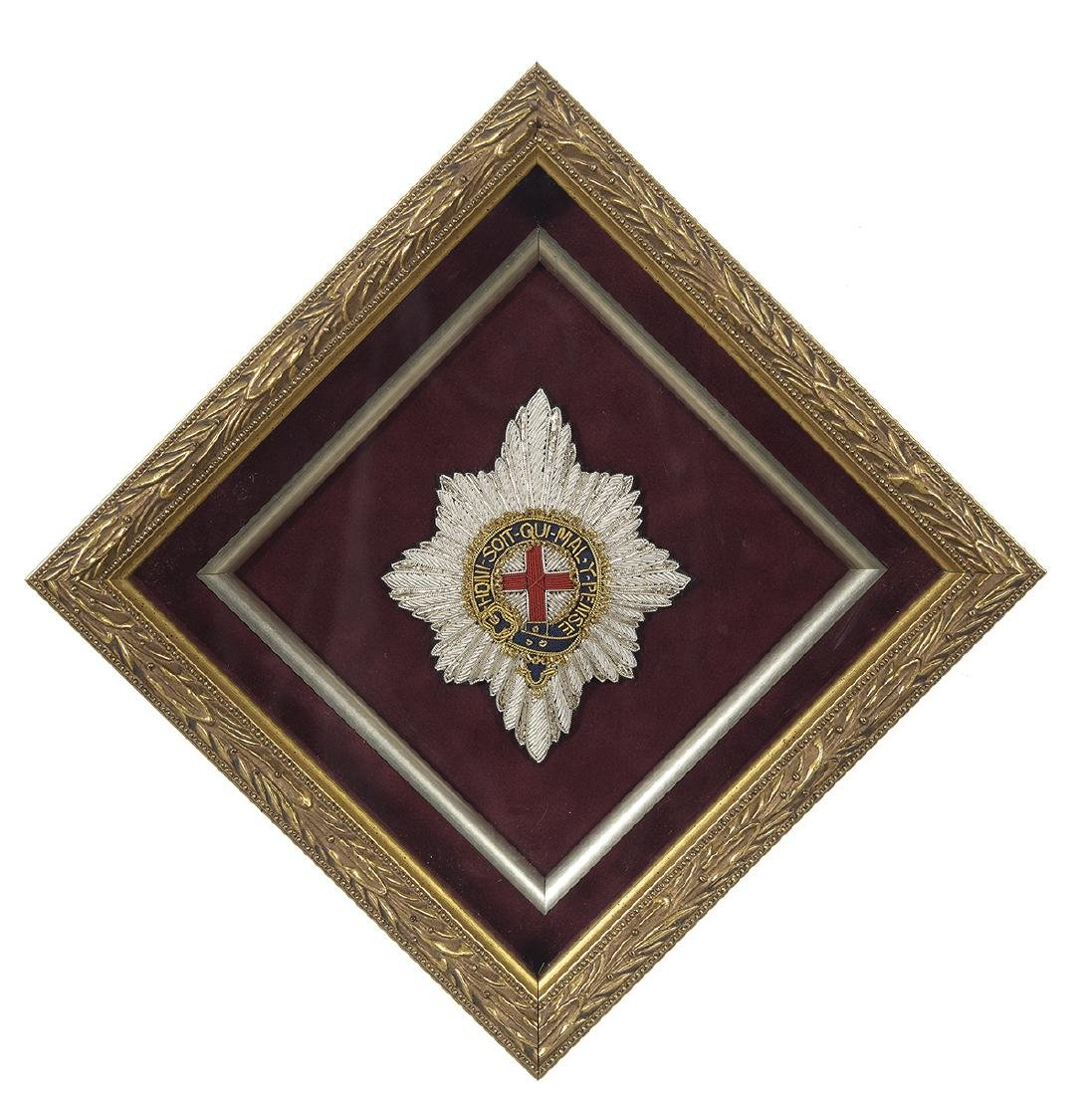 Pair of British Honorary Badges - 2