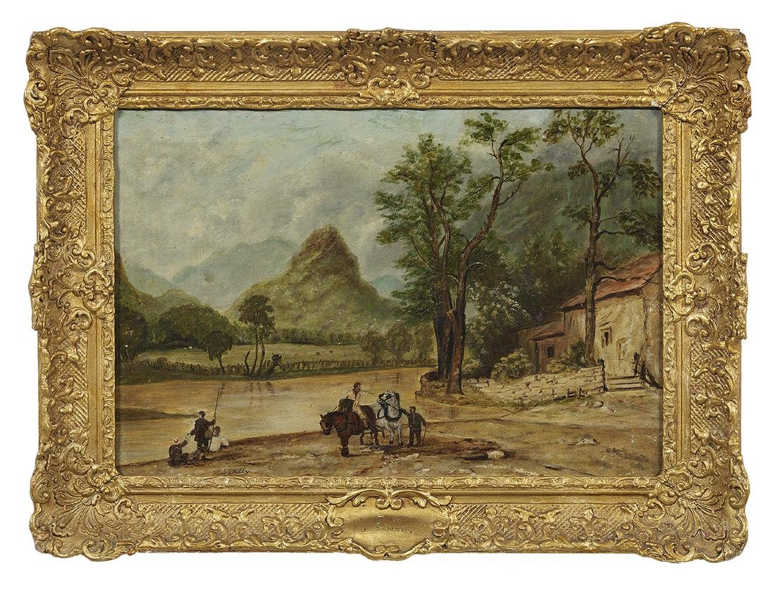 J. Sandby, (UK, Late 19th/Early 20th Century)