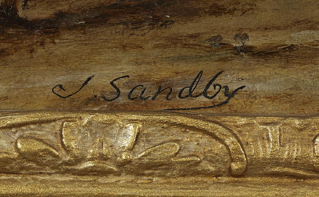 J. Sandby, (UK, Late 19th/Early 20th Century) - 2