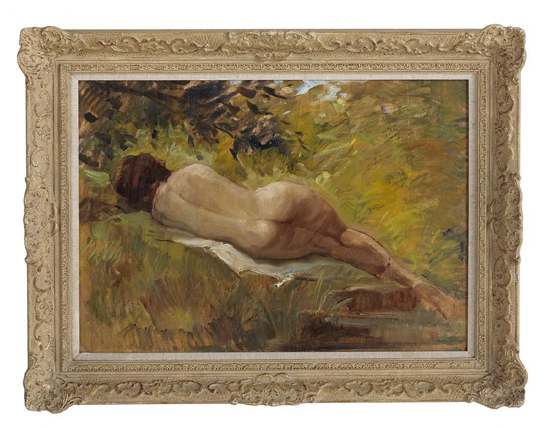 Jean Chaleye, (French, 1878-1960)