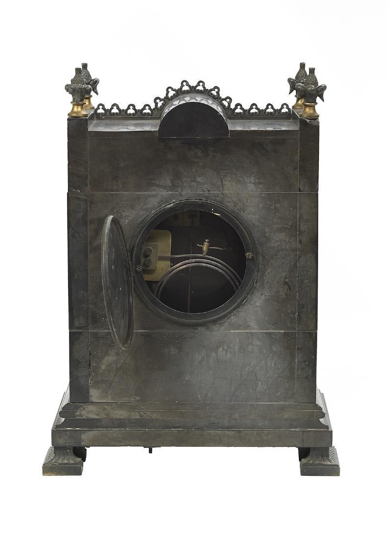 French Aesthetic Mantel Clock - 2