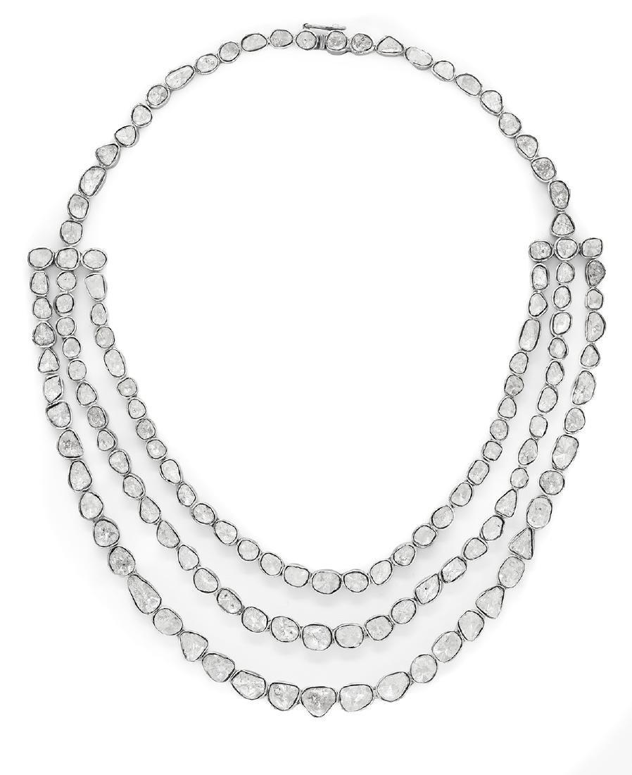 Diamond Necklace - 2