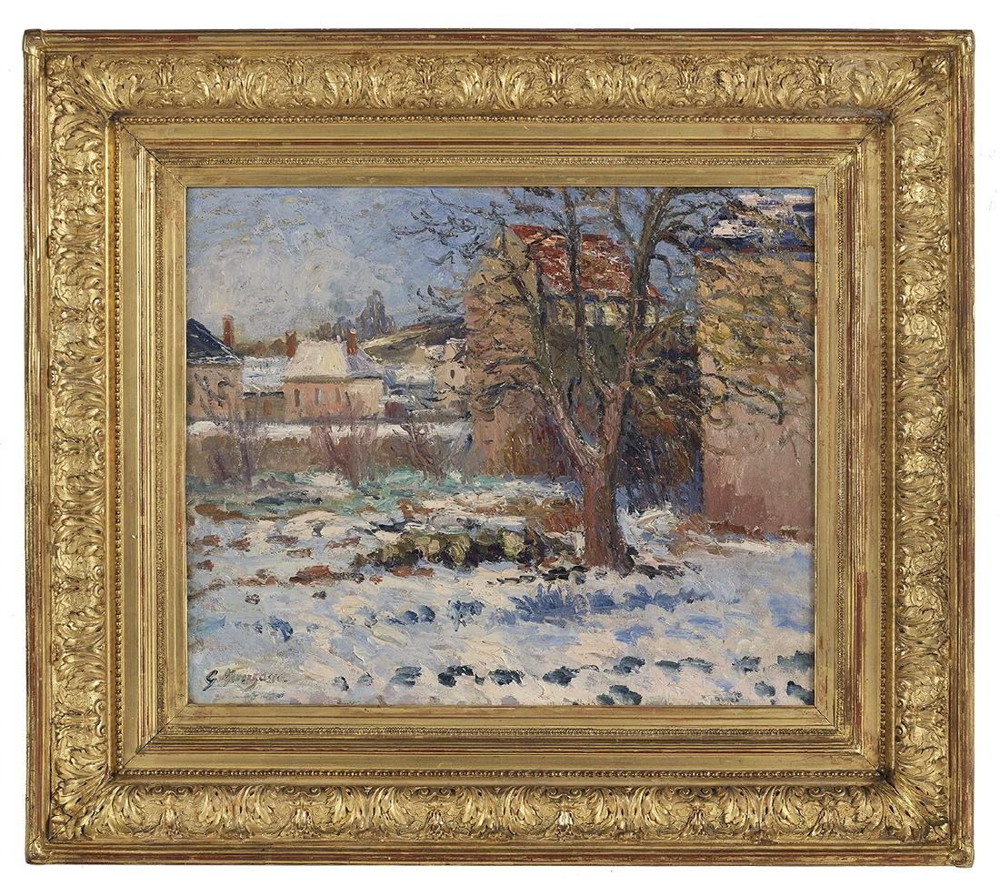 Georges Manzana Pissarro (French, 1871-1961)