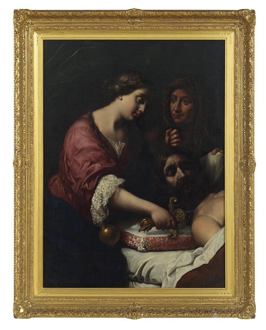 Attributed to Onorio Marinari (Italian, 1627-1715)