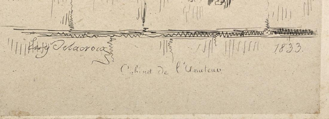 Eugene Delacroix (French, 1798-1863) - 2