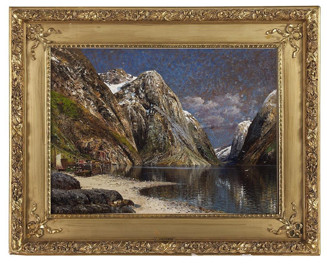 Johann Holmstedt (Swedish, 1851-1929)