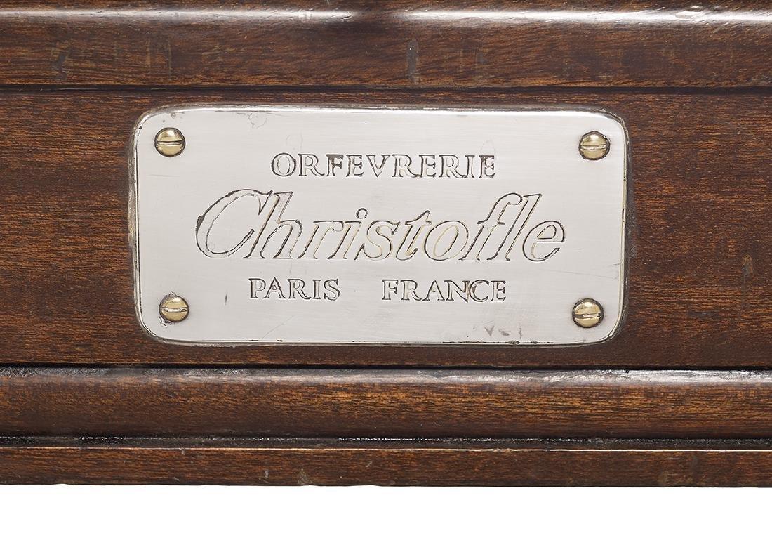 Christofle Silverplate Roast Beef Trolley - 3