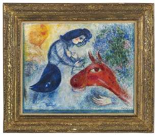 Marc Chagall (Russian/French, 1887-1985)