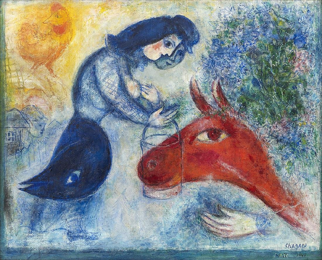 Marc Chagall (Russian/French, 1887-1985) - 2