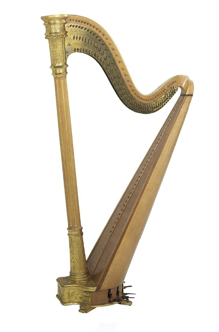 Wurlitzer Starke Model No. 962 Harp