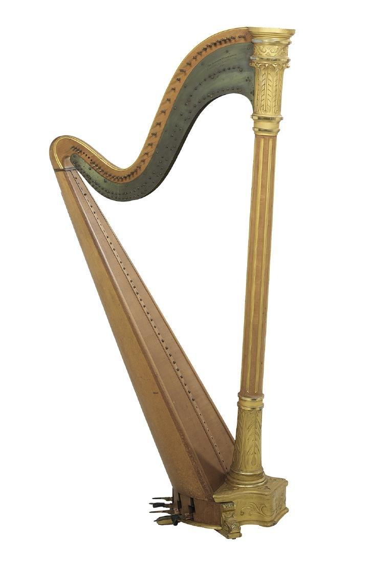 Wurlitzer Starke Model No. 962 Harp - 3