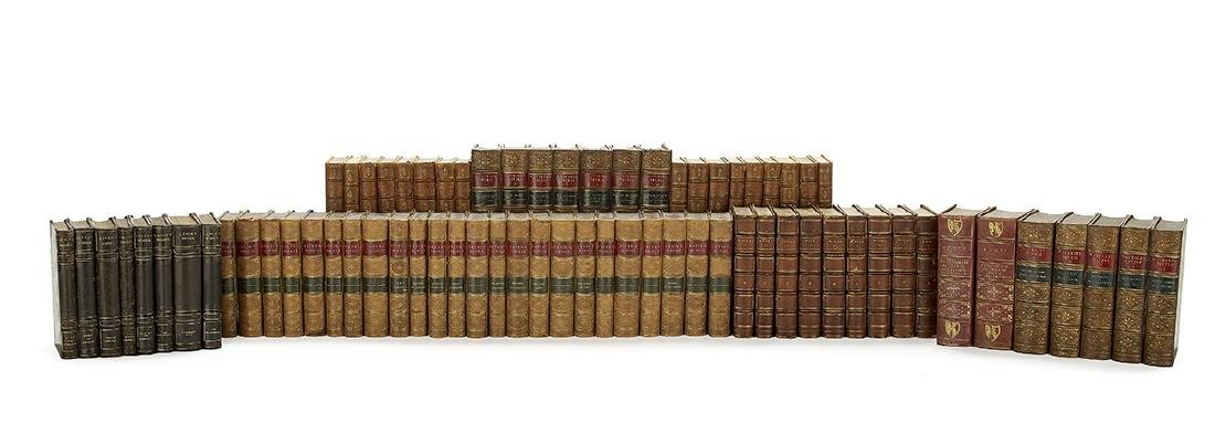72 Volumes of Irish and British Literature