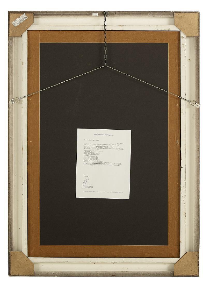 Salvador Dali (Spanish/French, 1904-1989) - 2