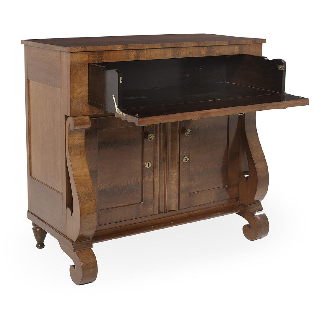American Late Classical Mahogany Server/Sideboard - 2