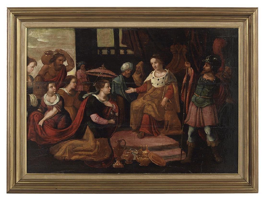 Follower of Claude Vignon, (French, 1593-1670)