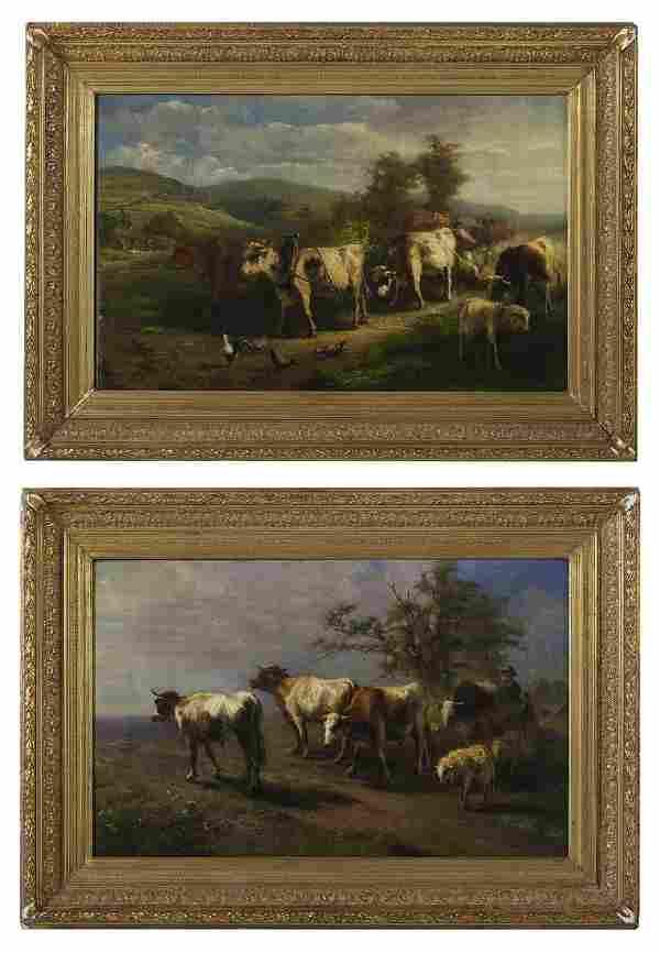 Ildephonse Stocquart (Belgian, 1819-1889)