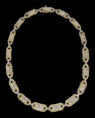 Judith Ripka Diamond Necklace