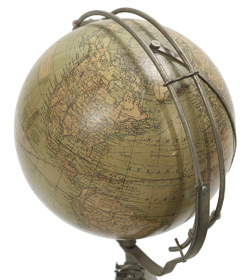 Associated Pair of Table Globes - 2