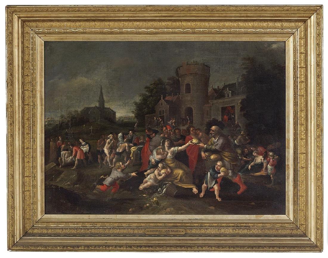 Circle of Hendrik van Balen (Flemish, 1575-1632)