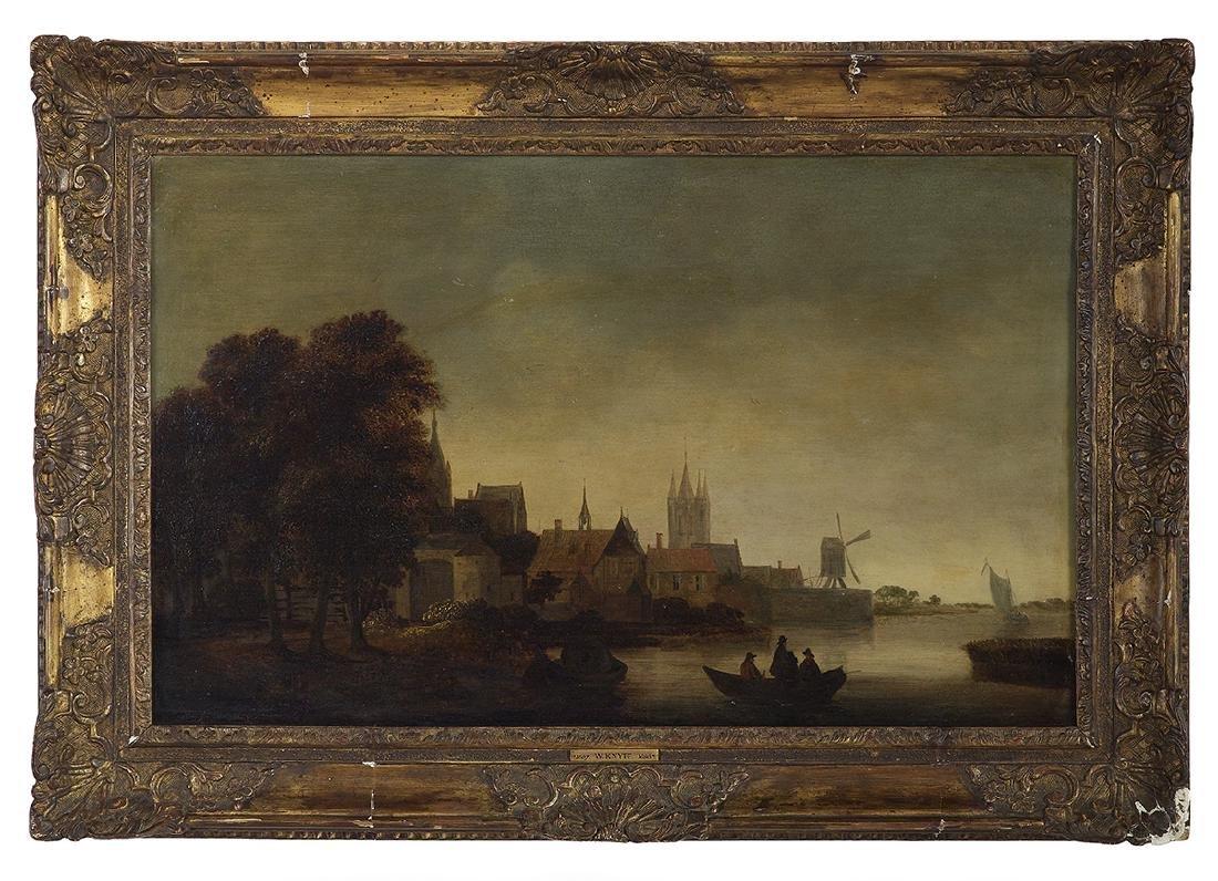 Wouter Knijff (Dutch, 1607-1693)