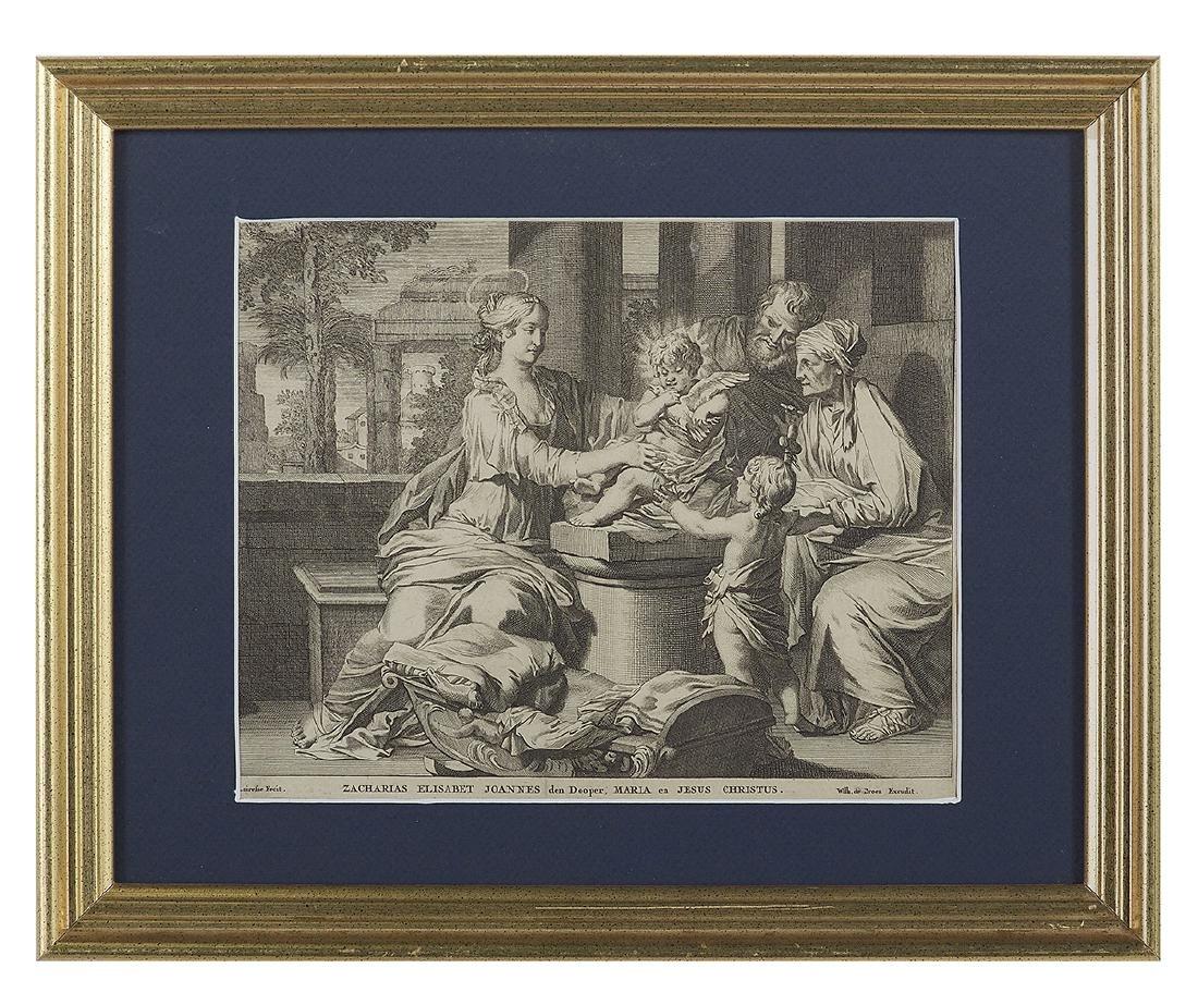 Dutch School (17th/18th Century) - 3