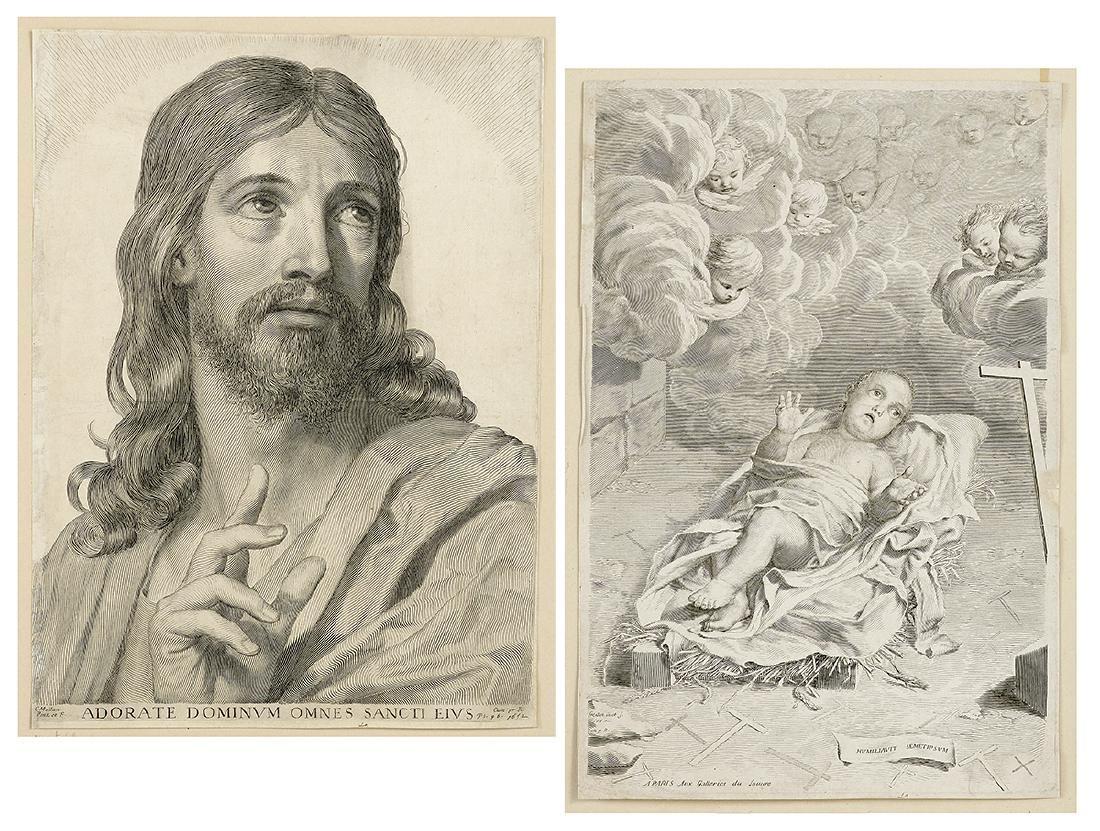 Claude Mellan (French, 1598-1688)