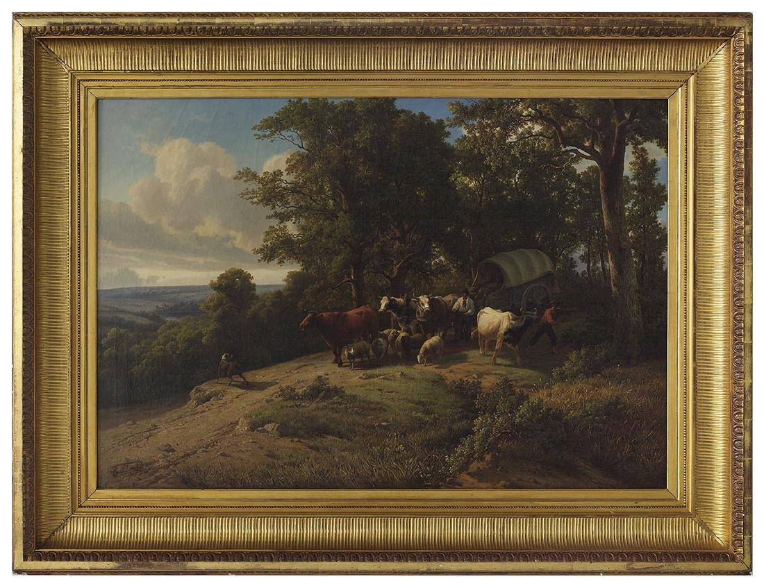 Louis Derickx (Belgian, 1835-1895)