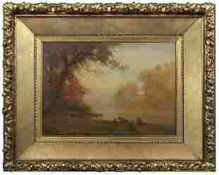 Albert Bierstadt (German/American, 1830-1902)