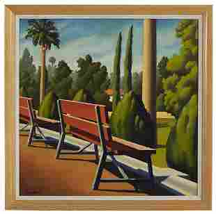 R. Kenton Nelson (American/California, b. 1954)