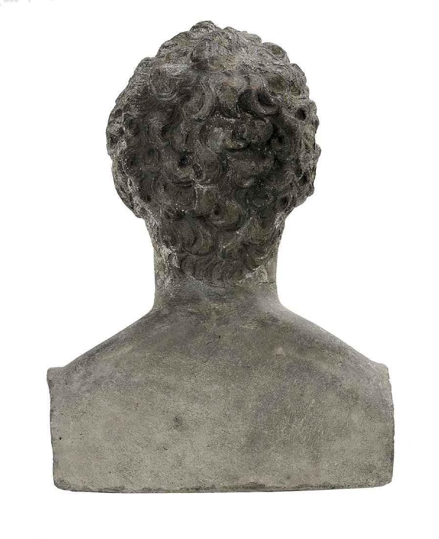 Continental Bust of a Greek Athlete - 2