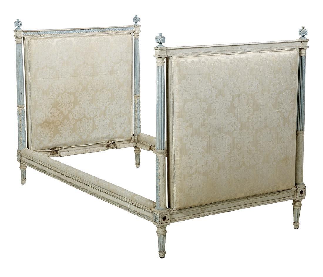 Louis XVI Polychrome Day Bed