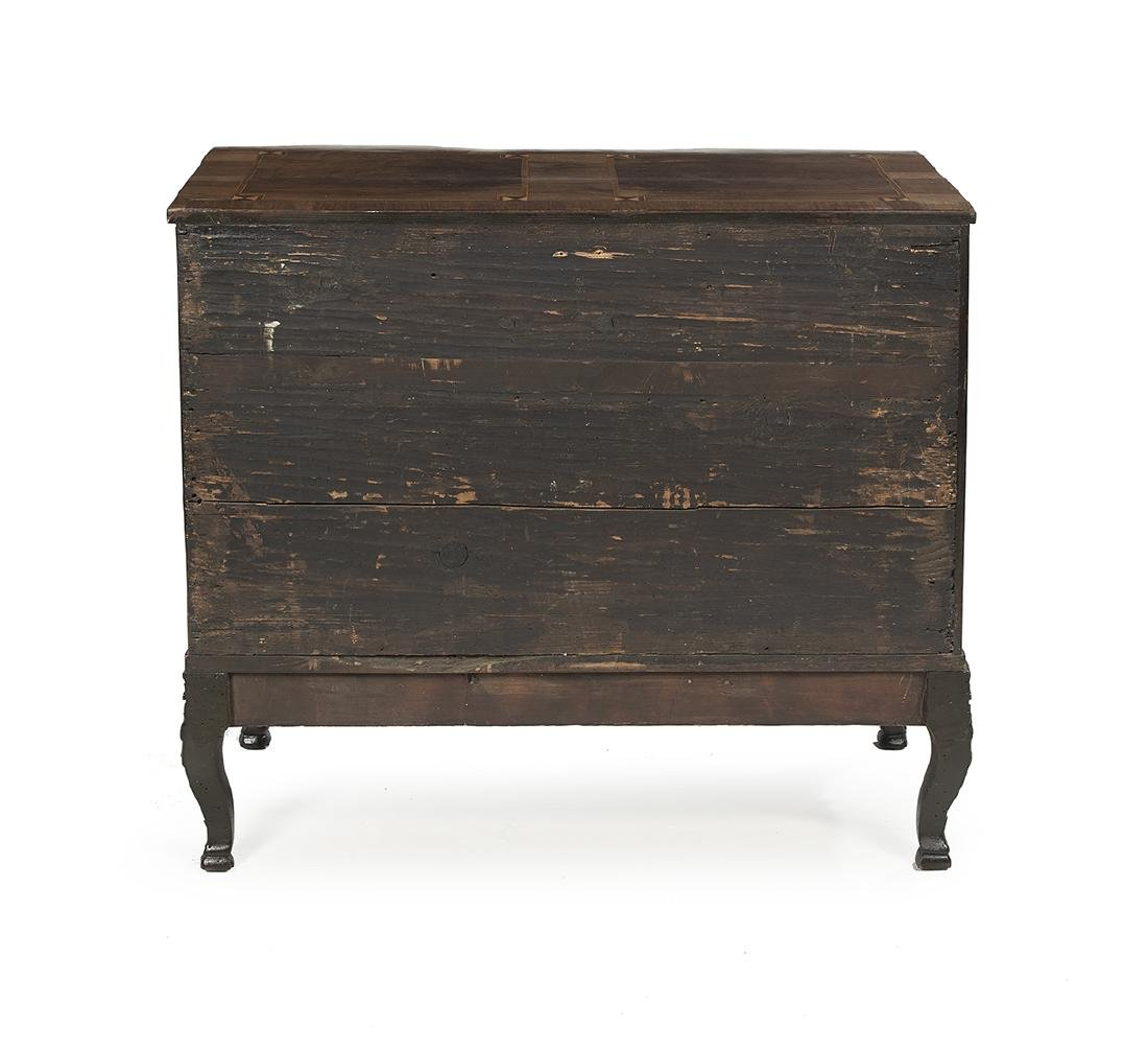 Italian Fruitwood and Elm Commode - 3
