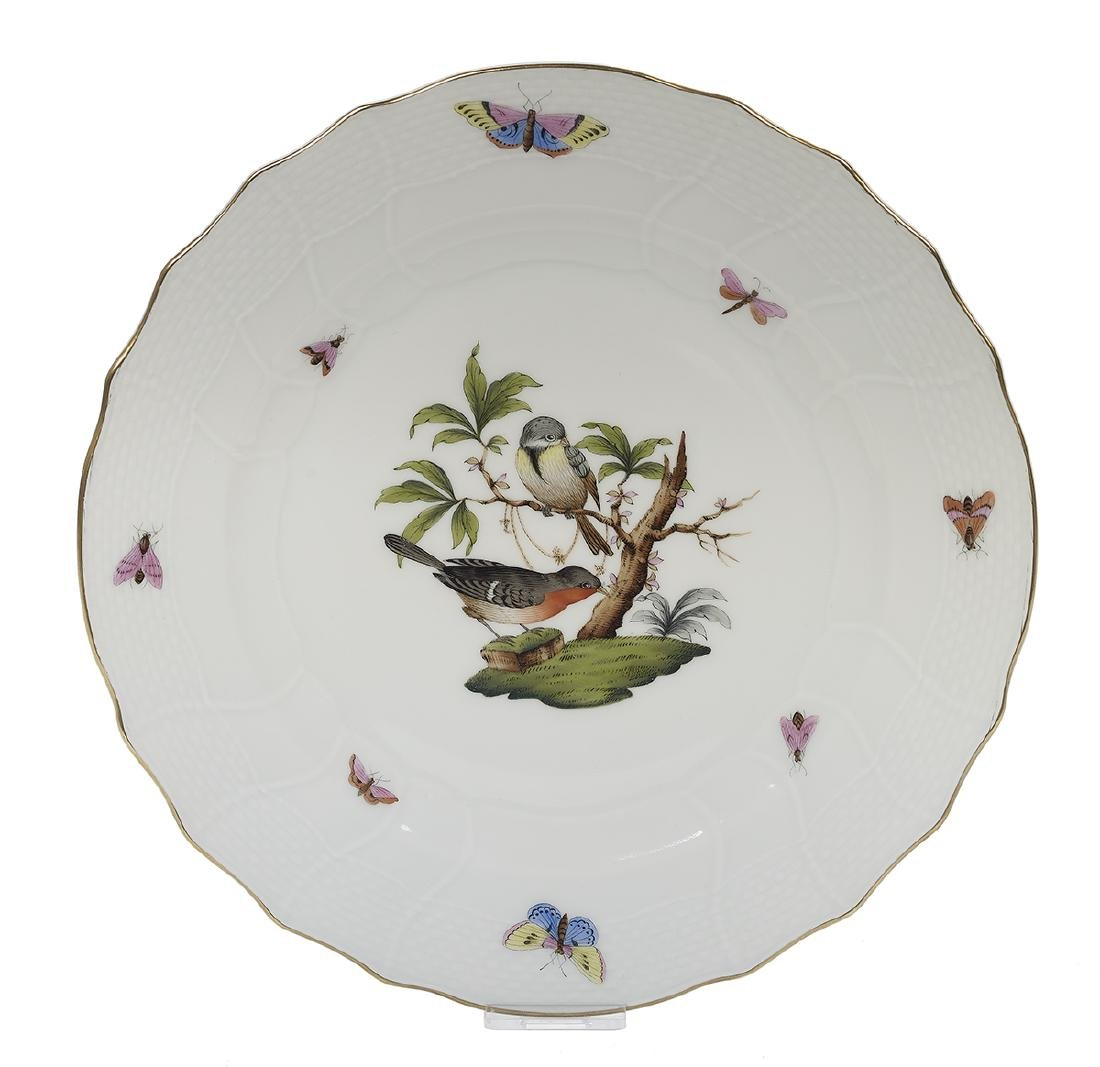 "Herend ""Rothschild Bird"" Dinner Service - 2"