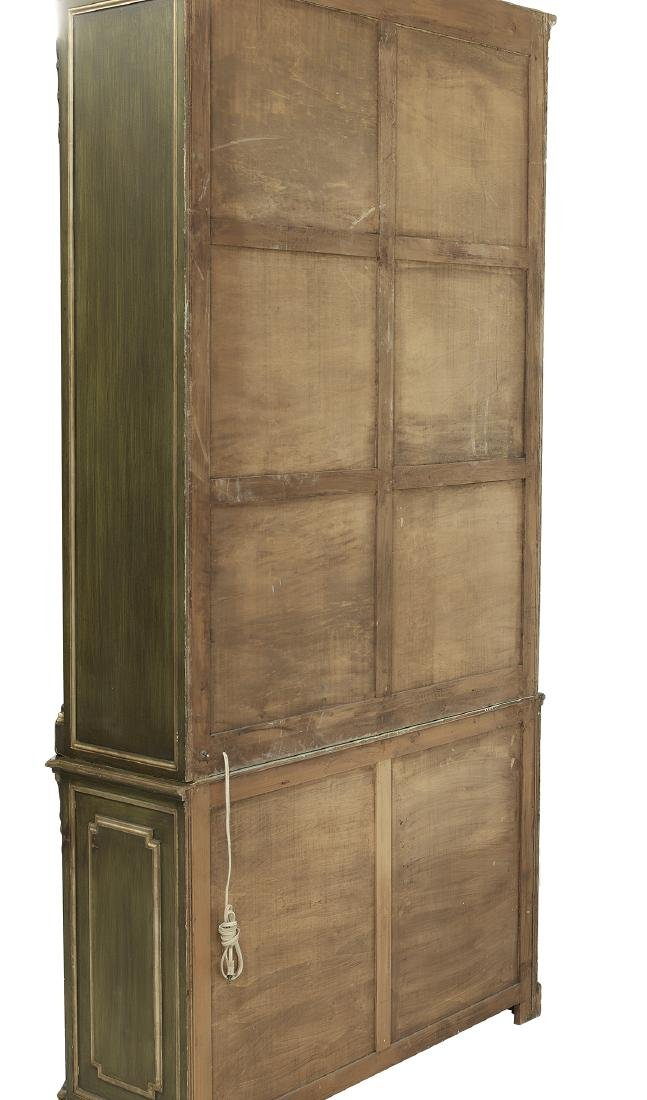 Pair of Italian Parcel-Gilt Cabinets - 5