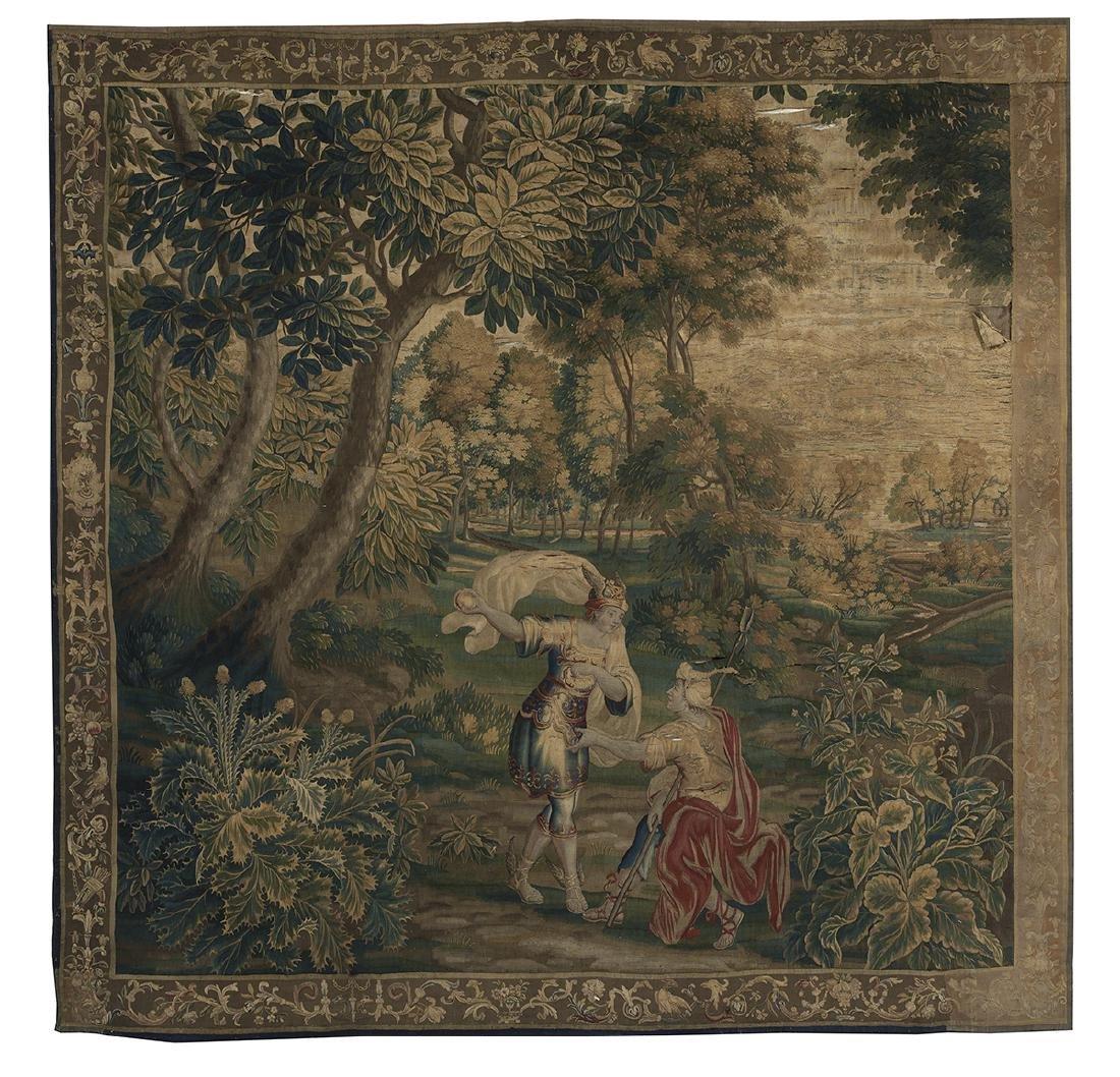 French Verdure Tapestry
