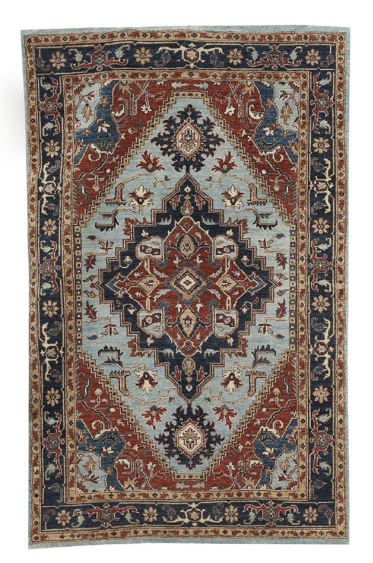 Peshawar Serapi Carpet