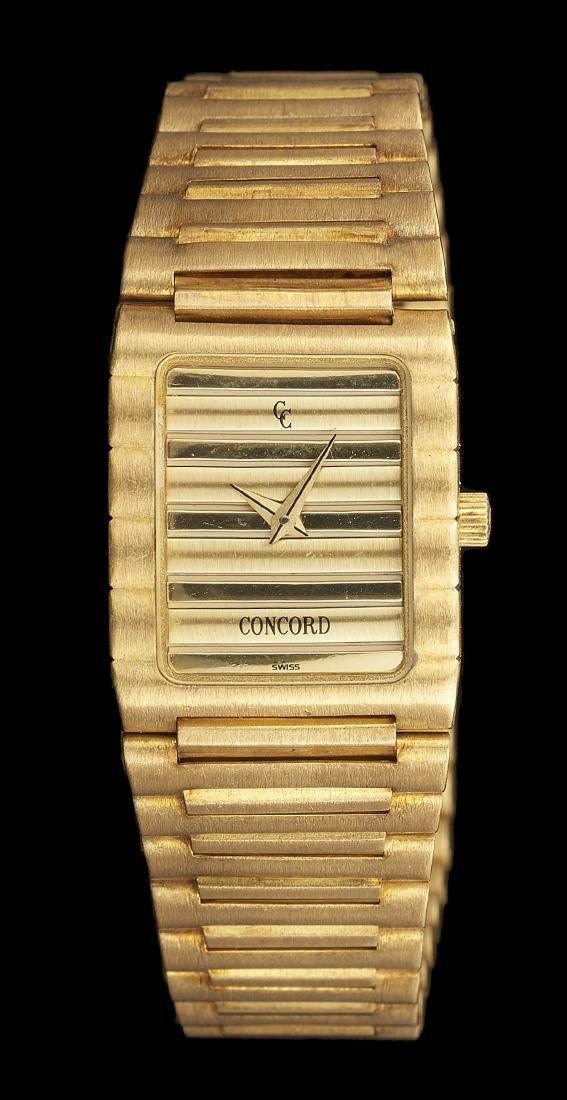 Lady's Concord Wristwatch
