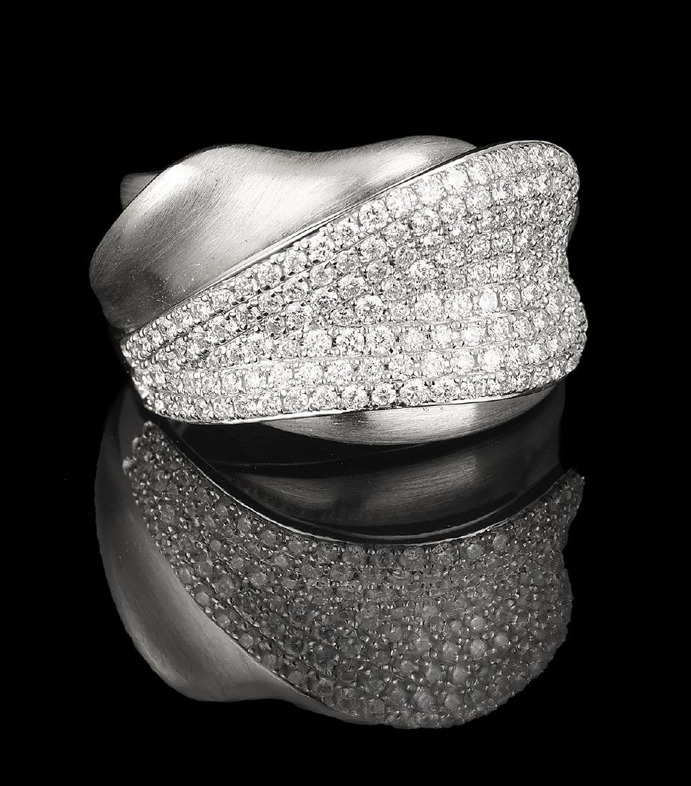 Diamond Ring and Earrings Suite - 3