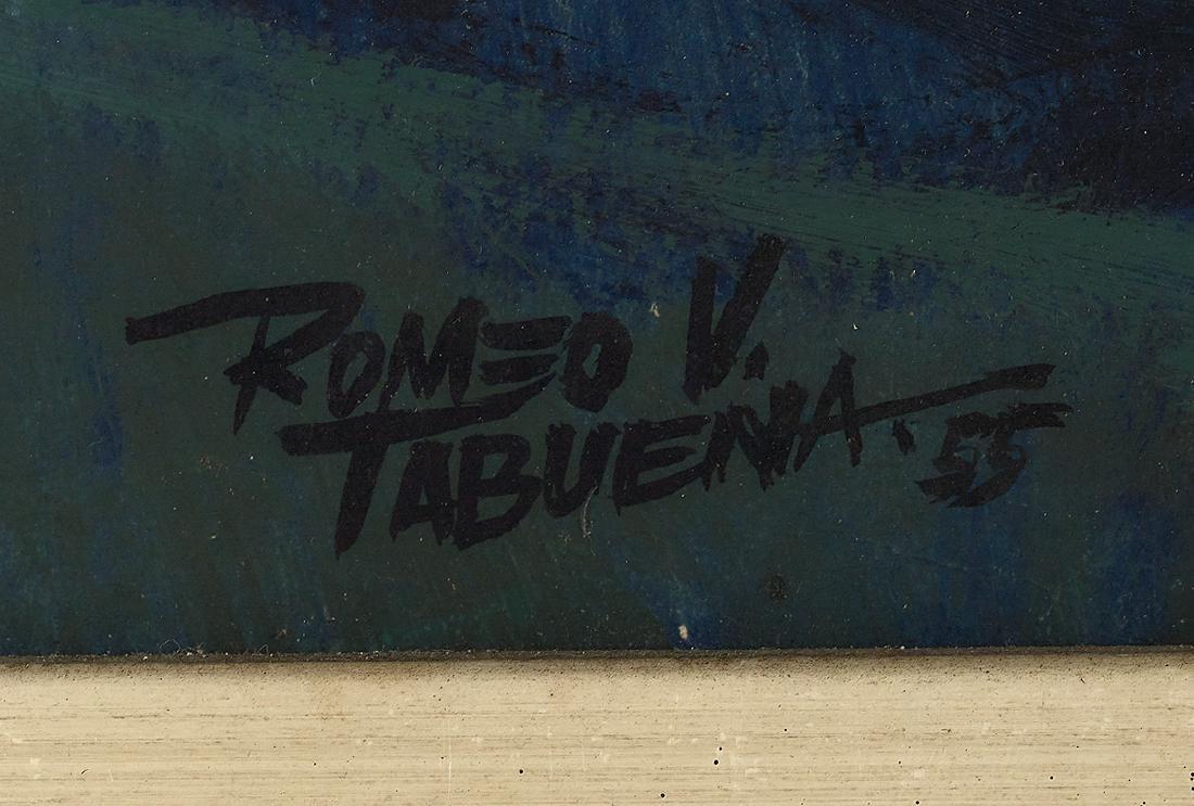 Romeo Tabuena (Filipino/Mexican, 1921-2015) - 2