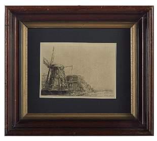 Rembrandt Harmenszoon van Rijn (Dutch, 1606-1669)
