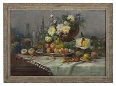 Max Albert Carlier Belgian 18721938