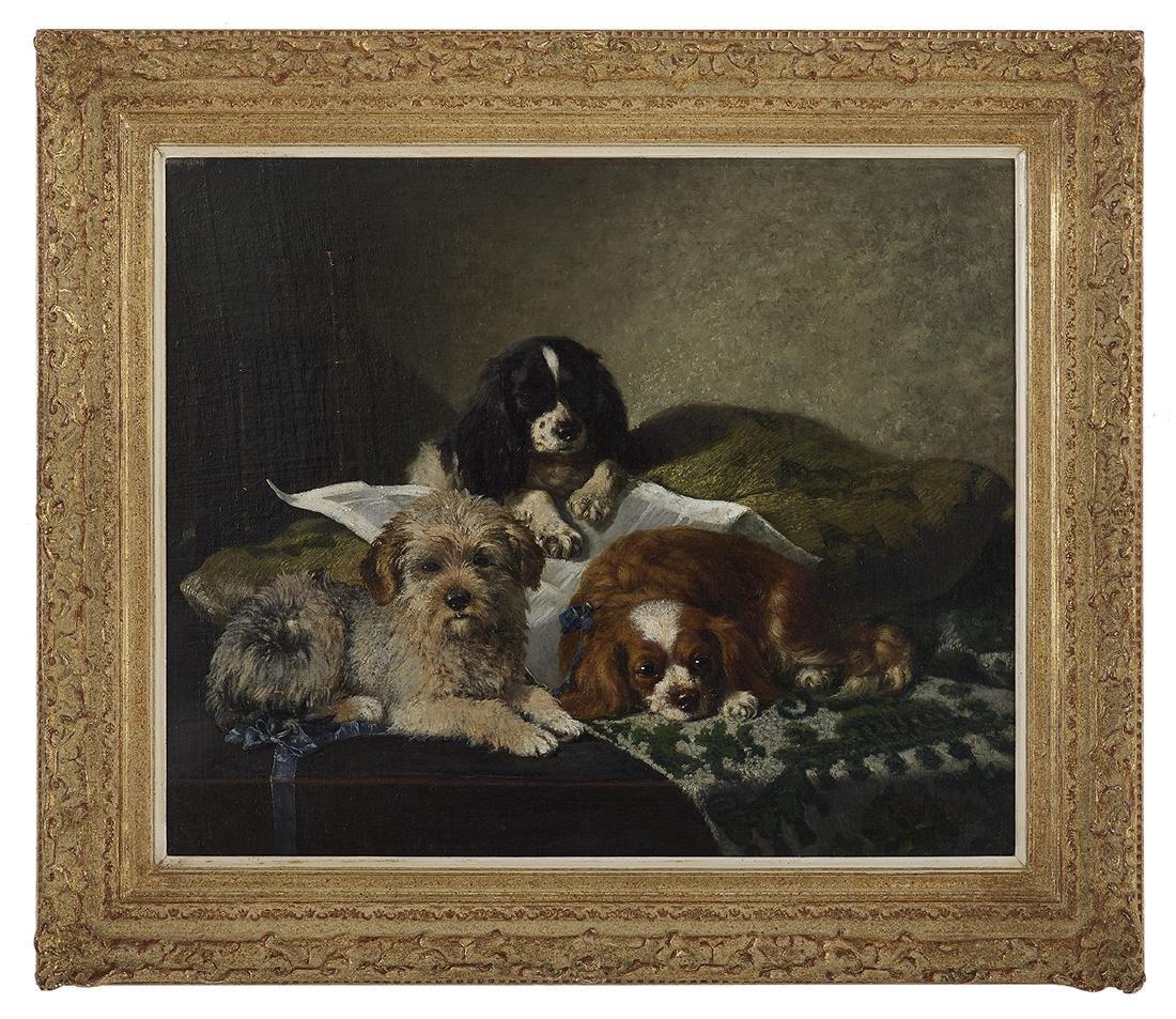 Vincent de Vos (Belgian, 1829-1875)