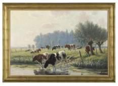 Albert Caullet (Belgian, 1875-1950)