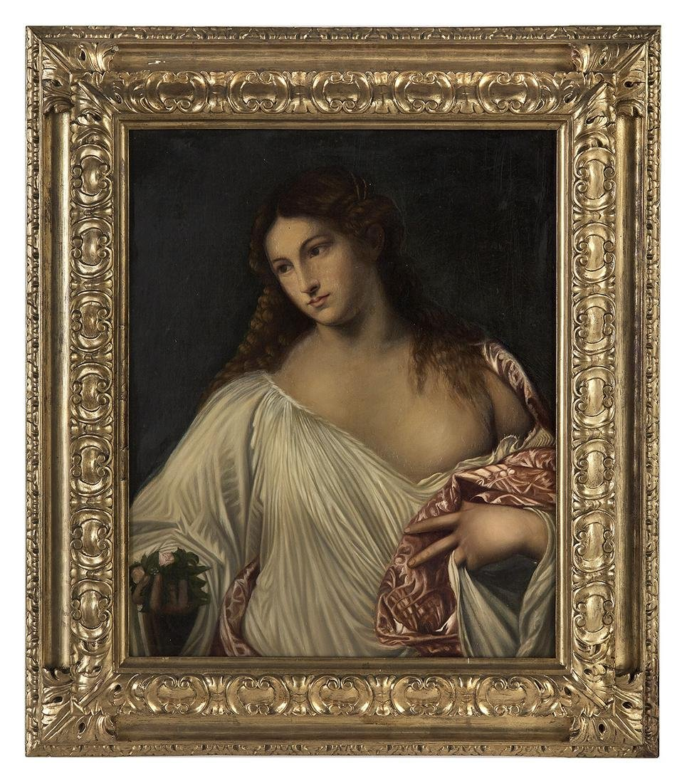 After Titian(Venetian, 1488/90-1576)