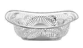 American Sterling Silver Bread Basket