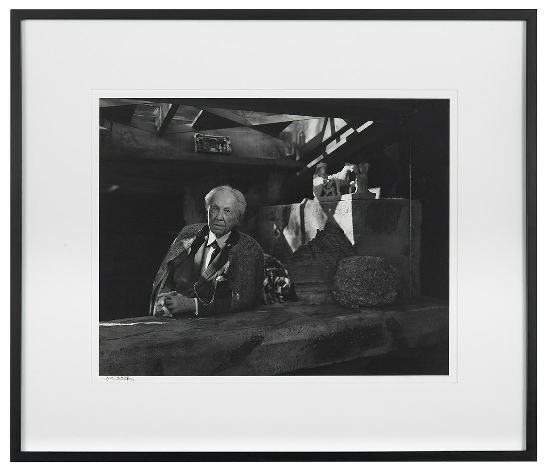 Yousuf Karsh (Armenian/Canadian, 1908-2002)