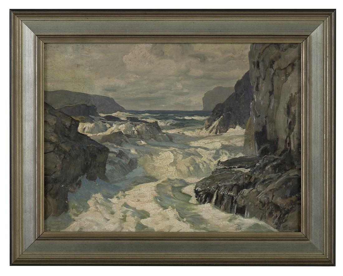 Frederick Judd Waugh (US/New Jersey, 1861-1940)