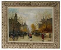 Antal Berkes, (Hungarian, 1874-1938)