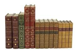 14 Volumes on French and Spanish Belle Lettres