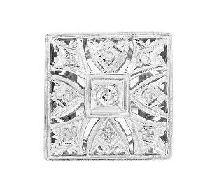 AntiqueStyle Diamond Ring